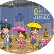 梅雨の季節の始まり…