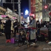 ナチュラルキラーズ ストリートライブ@梅田某所(20170212)