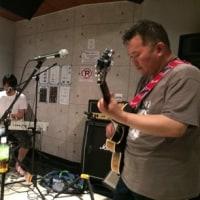 連続リハ&ライブの日々開始!