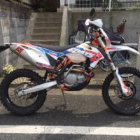 ★KTM 500EXC 6daysの買取ならバイク査定ドットコム★