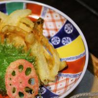 新玉葱の天ぷら