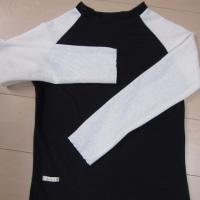 涼しげな長袖Tシャツ完成
