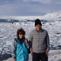 アイスランドの旅(4)・・・ヨークルサルロン氷河湖