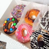 Krispy Kremeのドーナツ