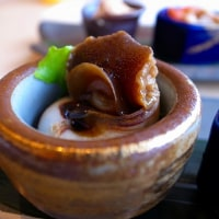 たまには純和食のランチを「魚花」で(蔵王)