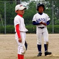 ☆ リーグ戦(vs 大原少年野球)☆