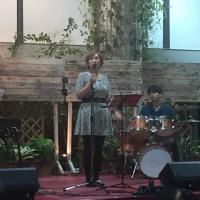10月15,16のローズウイークジャズコンサート@長居植物園