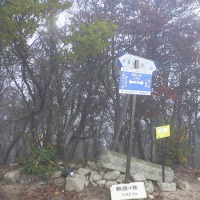 釈迦が岳・山頂