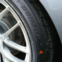 E46 タイヤ交換