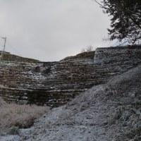 雪の堂々川