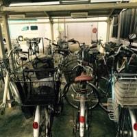 自転車 バイクの登録