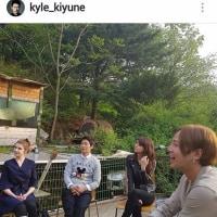kyle_kiyuneさんinstagram グンちゃん