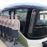 JR東日本の「四季島」が公開されました。