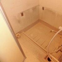 千葉県市川市 松下電工ユニットバス 浴槽交換 2ハンドルシャワー水栓交換
