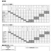 ジャパンラグビー  トップリーグ 2017-2018  大会方式、リーグ組分け、対戦カード決定 !