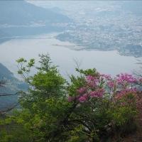 御坂山系、中藤山(1,665m)から大石峠まで・・・・(1)