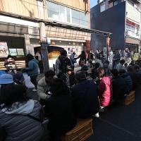 1/22 熊野きのもとさんま祭り(熊野市木本町)