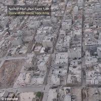 シリアのテロリスト育成所を有志国連合が空爆!100人以上を殺戮!