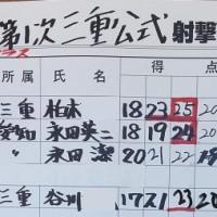 ☆ 第1次三重公式大会 ☆ 2017.4.23 ☆