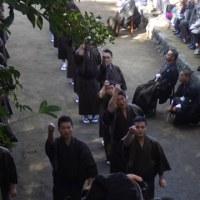 吉谷神社正月祭(2017年)