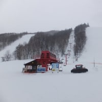 ほろたちスキー場でスキー 2017/02/17