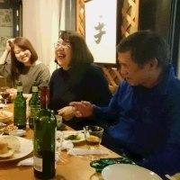 美枝子さん、拓さんの「ひびき展」本日、最終日となります