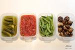 我が家の常備菜とサルサソース