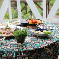 花園ランチ~名古屋グルメ・鉄板イタリアン~