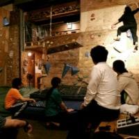 珍しいユ~タ道場。7月2日BBQ参加者受付中。#鷹山ウォール #アクションパーク米沢