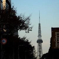 久屋からテレビ塔を臨む