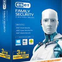���뤿���λ��Ϥ���eset FAMILY SECURITY����