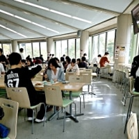 初めて大阪大学のキャンパスに行ってきた