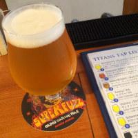 気軽に海外のクラフトビール&カレー餃子を飲み食い!@大塚駅南口の「タイタンズ」!
