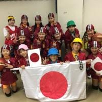 QUEENUNION那珂川、ライジング福岡バスケット試合、ハーフタイムSHOW!!大成功!!!