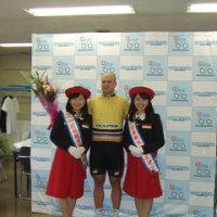 広島競輪開設64周年記念競輪「ひろしまピースカップ」(GⅢ)に参加しました