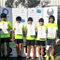 第19回全国小学生クロスカントリーリレー東京都予選会&第20回板橋少年少女陸上競技大会