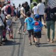町内会の子ども御輿のお手伝い