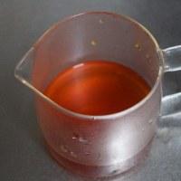 ケルセチンというフラボノイド(ポリフェノール)が良いと聞き「たまねぎ茶」なるものを作ってみました。