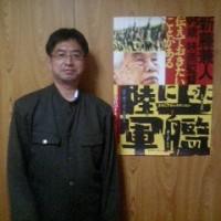 語りべ新藤兼人脚本、山本保博監督作品「陸にあがった軍艦」