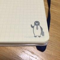 Suicaのペンギン ロルバーンコラボノート、他