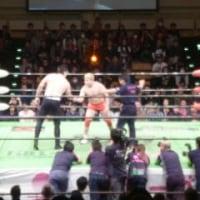 2016.11.23ノア後楽園大会観戦記