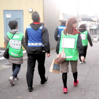 松戸で小学校 始業式 県警と市は厳戒態勢 !!