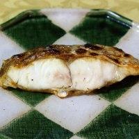 ビーフン&鯛の塩焼き