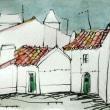 1206.エルヴェダルの町角