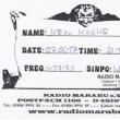 Radio Marabu QSL
