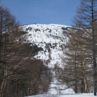 スキーツアー 湯の丸 3月中旬