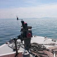 船で釣りにでてみた