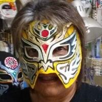 マスクから仮面(アイマスク)へリフォーム!