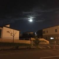 中秋の名月⁉️