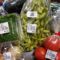送る 野菜